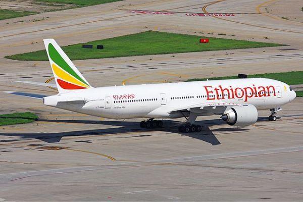 Book cheap Ethiopian Airlines flights Travelstart NG