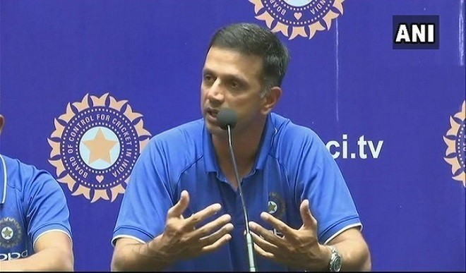 Rahul Dravid said – As coach of India-A team, ensured that every player played the match