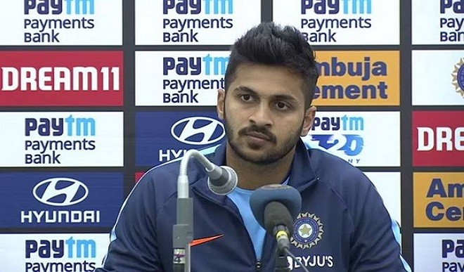 Selector Sarandeep said- If India goes with four fast bowlers, I will keep Shardul in the team