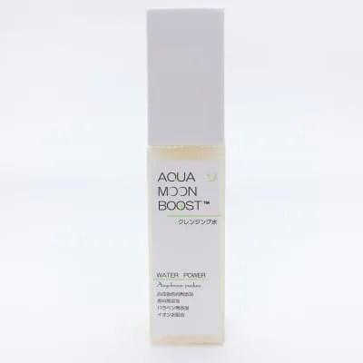 60ml クレンジング水【赤ちゃんが安心して使えるシリーズ】AQUA MOON BOOST