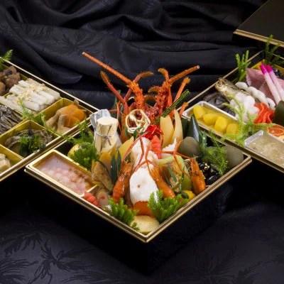 特重 京近江のおせち料理3段重