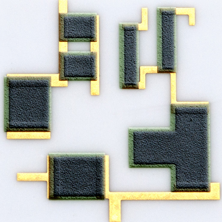 Thick Film Substrates On Ceramic Cms Circuit Solutions Inc