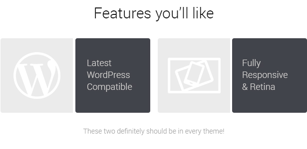 Features You'll Like