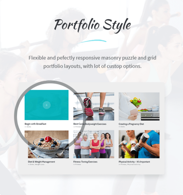 wellness wp theme