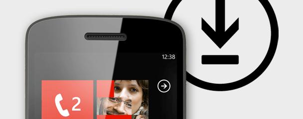 new features site present deck - Atualização para Windows Phone 7.8 é liberada oficialmente