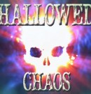 Hallowed Chaos Halloween Projection