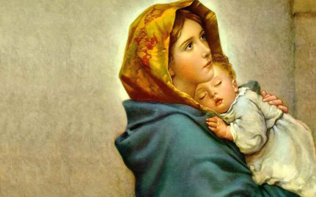 Mayo: Mes de María
