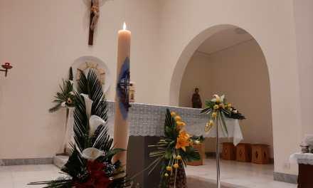 Feliz Pascua de Resurrección desde Roma