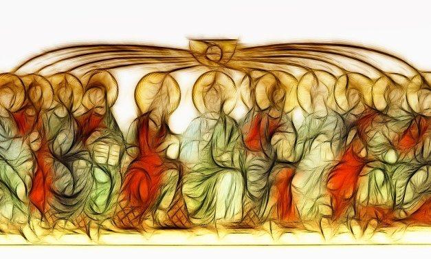CON GRAN ALEGRÍA… – ORACIÓN DE PENTECOSTÉS