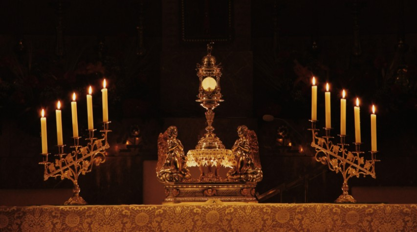 CORPUS CHRISTI: SOLEMNIDAD DEL CUERPO Y DE LA SANGRE DE CRISTO