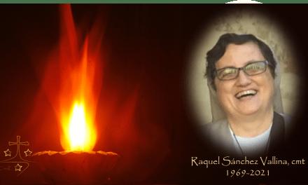 Eucaristía en memoria de hermana Raquel Sánchez Vallina, cmt