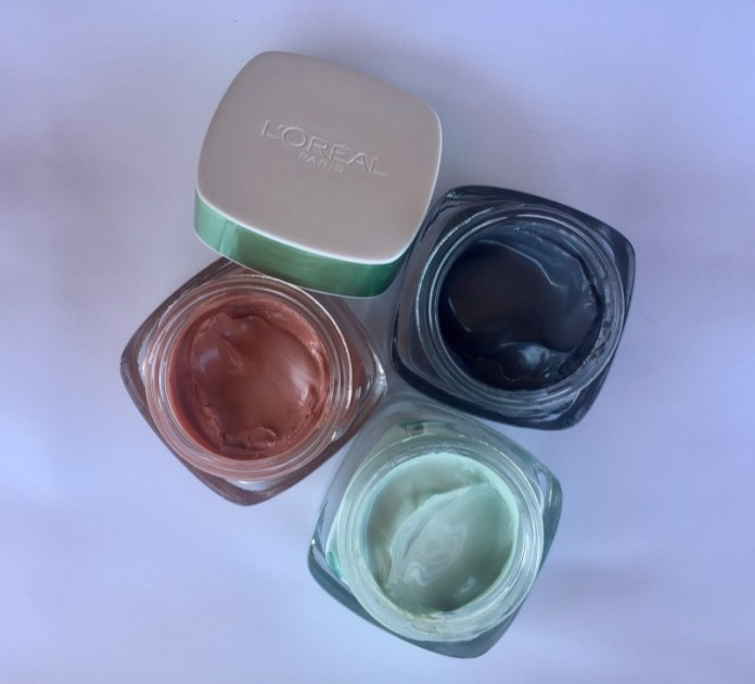 ClioMakeUp-maschere-argilla-pura-loreal-opinioni-recensione-impurita-pelle