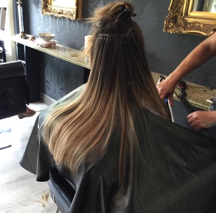 ClioMakeUp-extension-capelli-clip-cheratina-anelli-micro-ring-celebrity-8