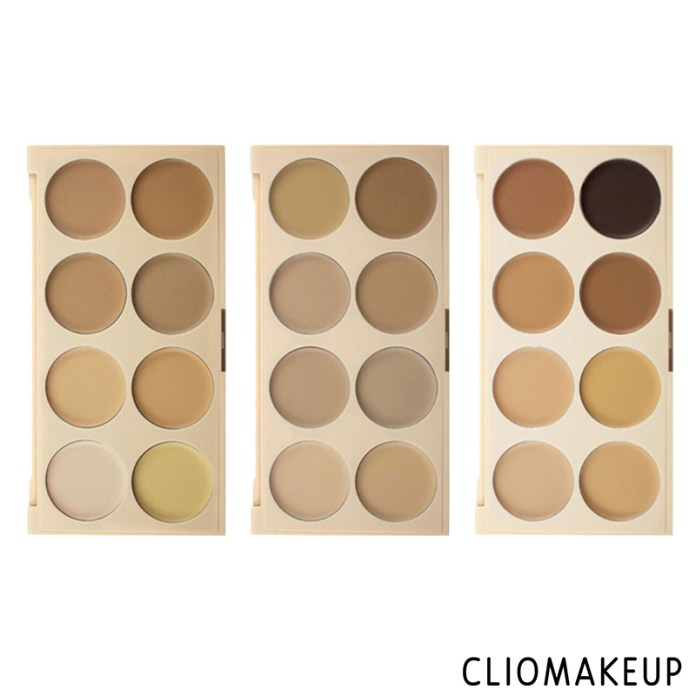 cliomakeup-recensione-pro-hd-camouflage-conceal-palette-makeuprevolution-15