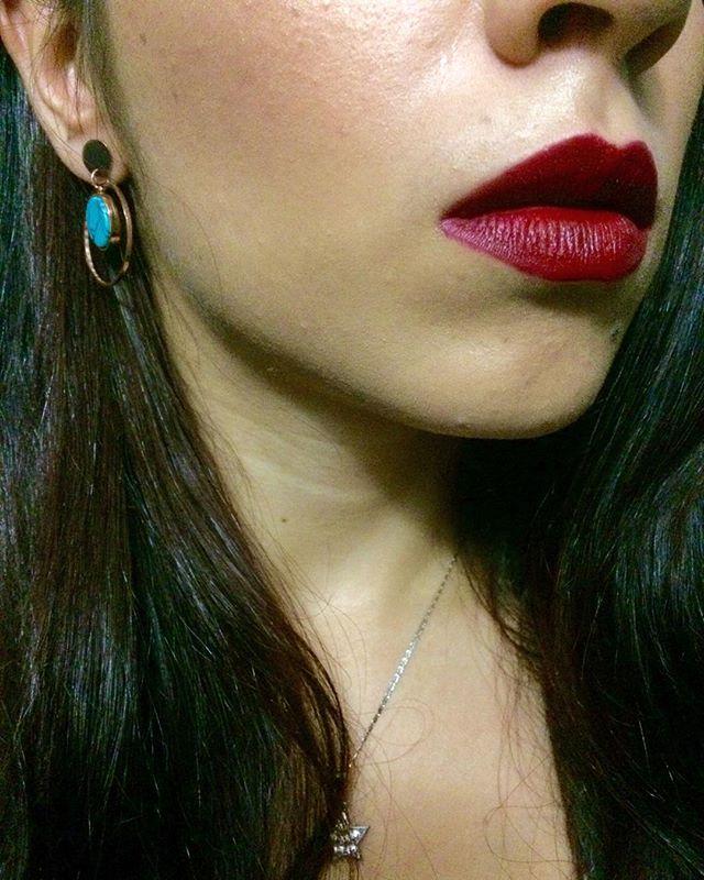 ClioMakeUp-midnight-call-creamylove-rossetto-cremoso-scuro-rosso-2