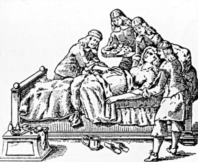 cliomakeup-essere-incinte-nel-medioevo-7-ospedale
