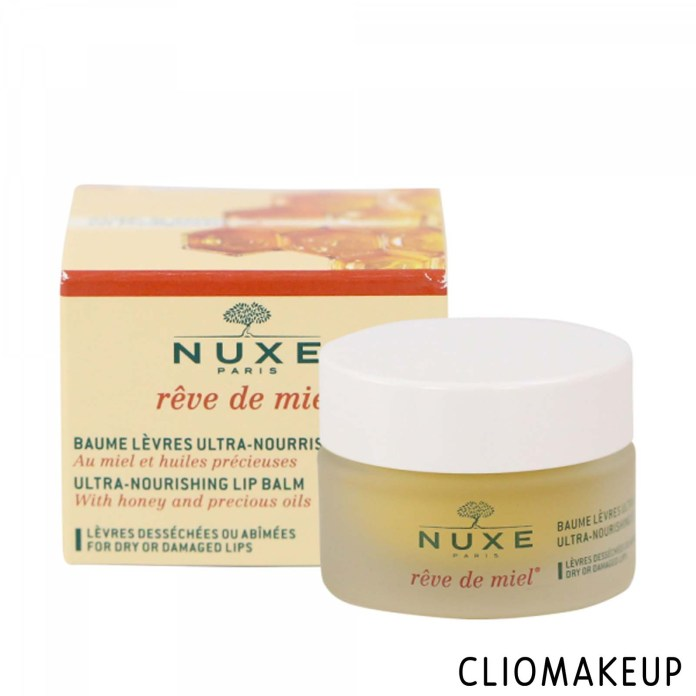 cliomakeup-recensione-balsamo-labbra-nuxe-rêve-de-miel-ultra-nourishing-lip-balm-3