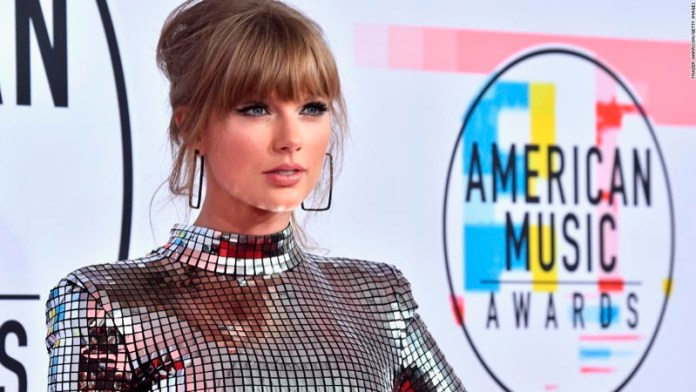 attends the 2018 American Music Awards at Microsoft Theater on October 9, 2018 in Los Angeles, California.