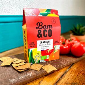 Produits apéritif bam&co, fabrqiué en France