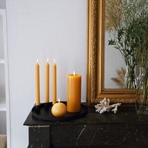 Bougies la Française, fabriqué en France