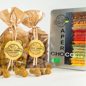 Chocolats Cedric Turmel, fabriqués en France
