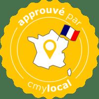 Logo tampon approuvé Cmylocal