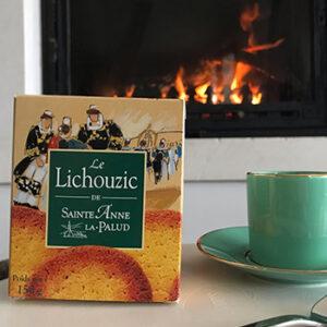 Le Lichouzie Biscuiterie jain, fabriqué en France