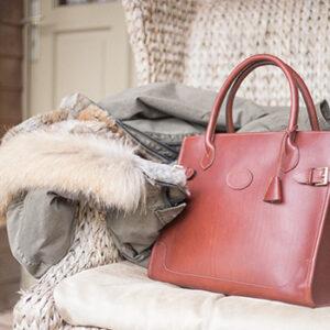 Alexandre Mareuil, sac à main en cuir fabriqué en France à Artigues-près-Bordeaux en Nouvelle-Aquitaine