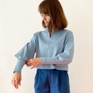 Vêtements féminins écoresponsables Bénéchap, fabriqués en France à la Ciotat