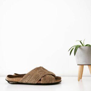Bosabo, chaussure ouverte fabriquée en France à Montigné-sur-Moine en Pays de la Loire