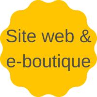 Espace pro Site web et e-boutique