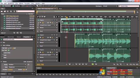 下載 Adobe Audition CC Windows 10 (32/64 bit) 繁體中文