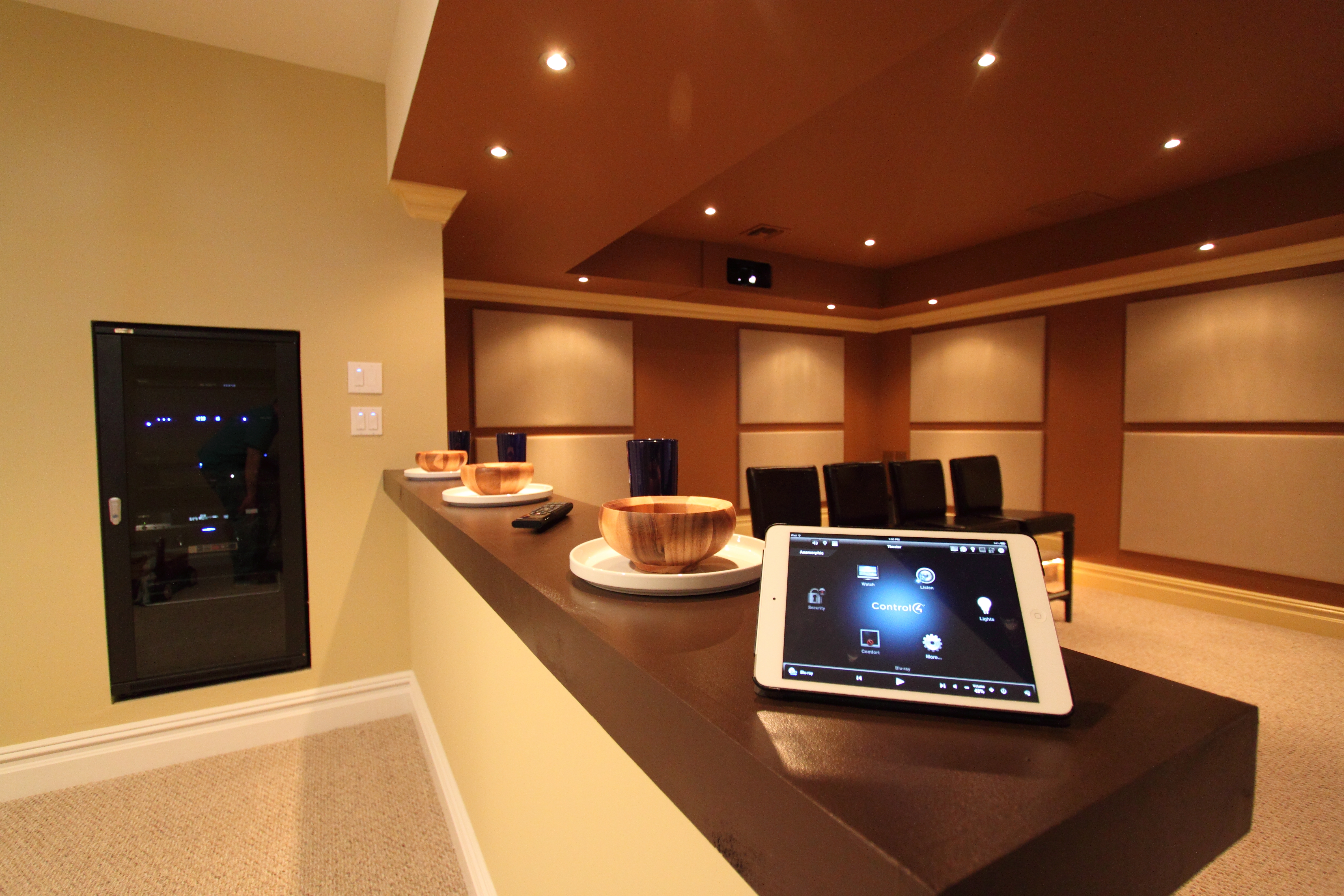 Best Kitchen Gallery: Lighting An Important Ponent To A Home Theater Experience Home of Home Theater Lighting Design  on rachelxblog.com
