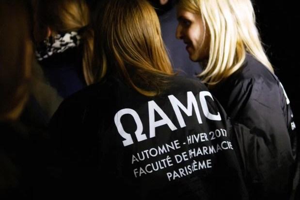 重溫 OAMC 2017 秋冬系列發佈會台後實況