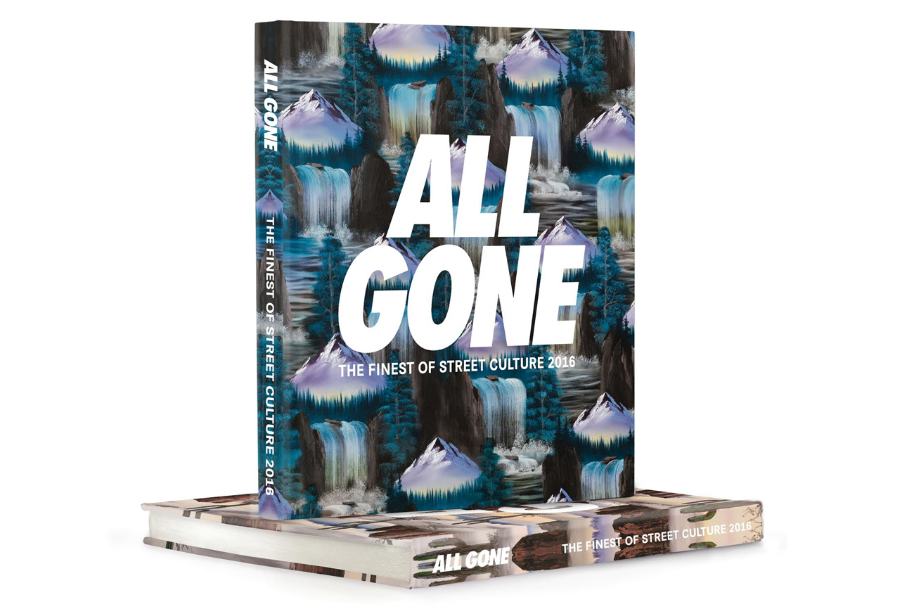 The new issue of ALL GONE will publish in the end of January - 600639