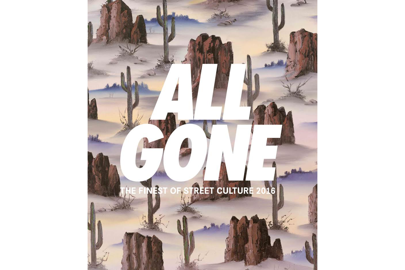 The new issue of ALL GONE will publish in the end of January - 600638
