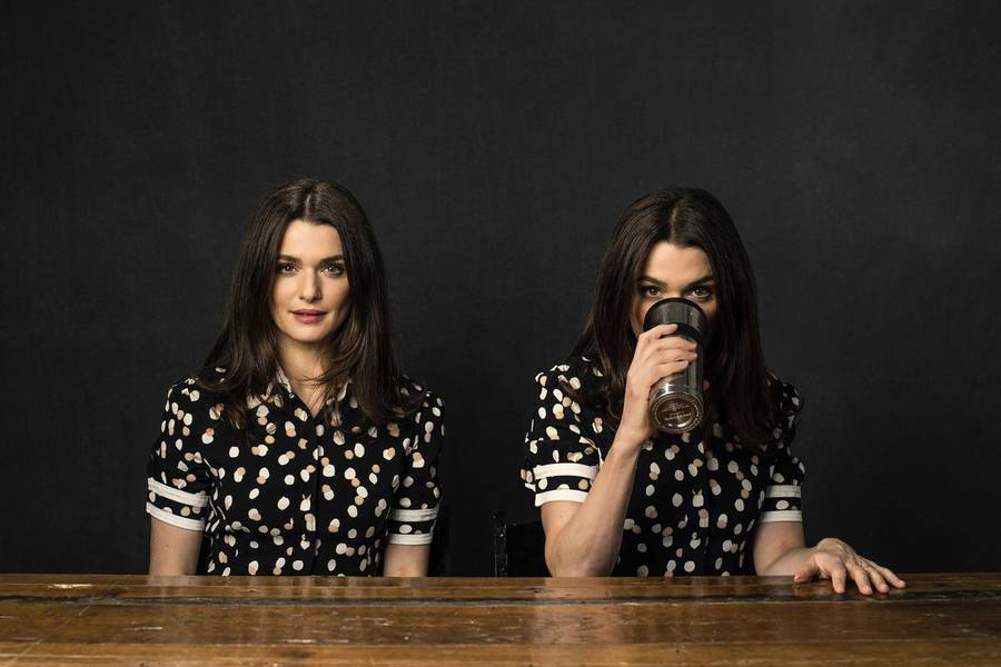 Celebs Reveal Two Sides of Their Personas in Intimate Portraits - 597093