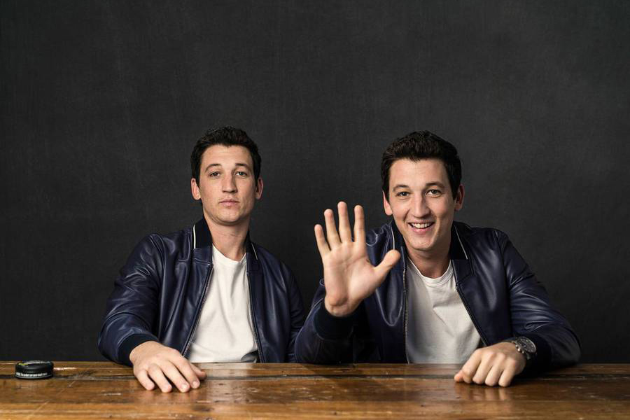 Celebs Reveal Two Sides of Their Personas in Intimate Portraits - 597095
