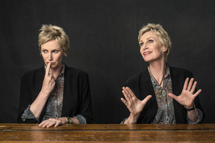 Celebs Reveal Two Sides of Their Personas in Intimate Portraits - 597101