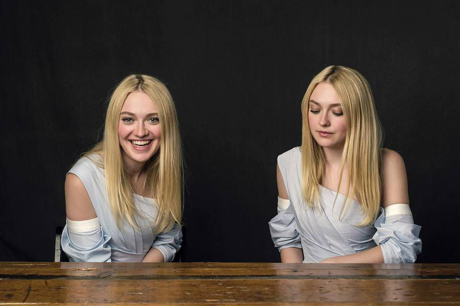 Celebs Reveal Two Sides of Their Personas in Intimate Portraits - 597107