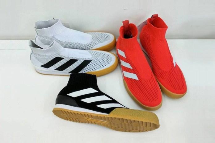 Gosha Rubchinskiy x adidas Football 聯名 ACE 16+ SUPER 更多細節釋出