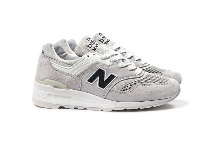 New Balance M997 Made in USA 全新「Off White」配色登場