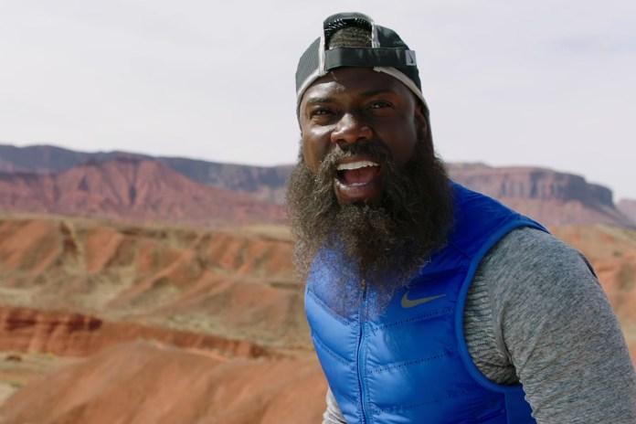 Kevin Hart 出鏡 Apple Watch Nike+ 最新「The Man Who Kept Running」宣傳影片
