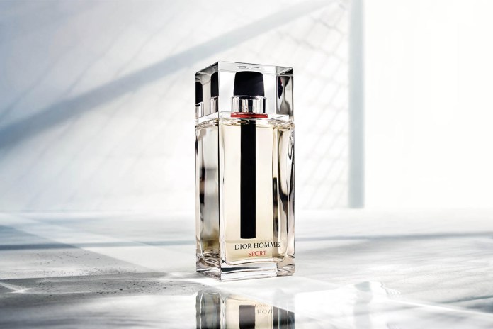 Dior Homme 推出全新 Sport EDT 香水