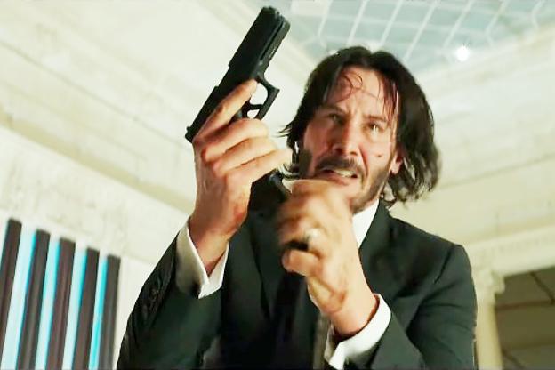 《John Wick: Chapter 2》即將上映!走進殺神 Keanu Reeves 特訓背後