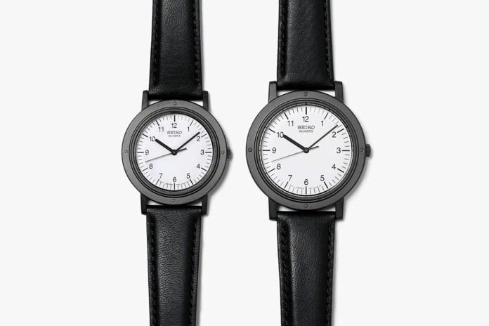 SEIKO 復刻經典腕錶 CHARIOT