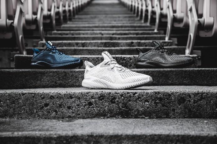 adidas 推出全新 AlphaBOUNCE AMS 跑鞋系列