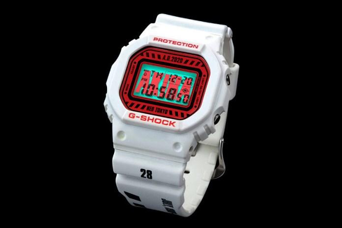 大友克洋監修!AKIRA x G-SHOCK NEO TOKYO 聯名腕錶再度推出