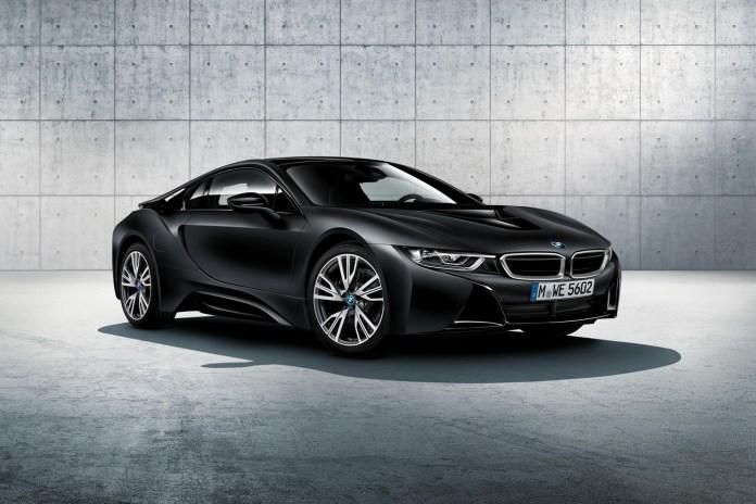 BMW 發佈兩款 i8 Protonic 特別版車型