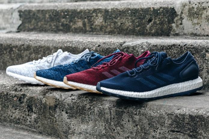 近賞 adidas 全新革新大作 PureBOOST 系列設計